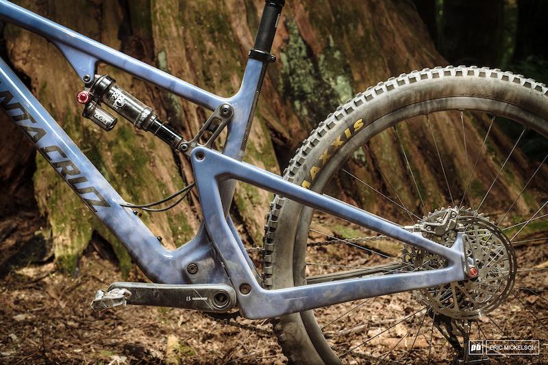 Nomad Bearing Press for Santa Cruz Bike Frames etc Tallboy Bronson 5010