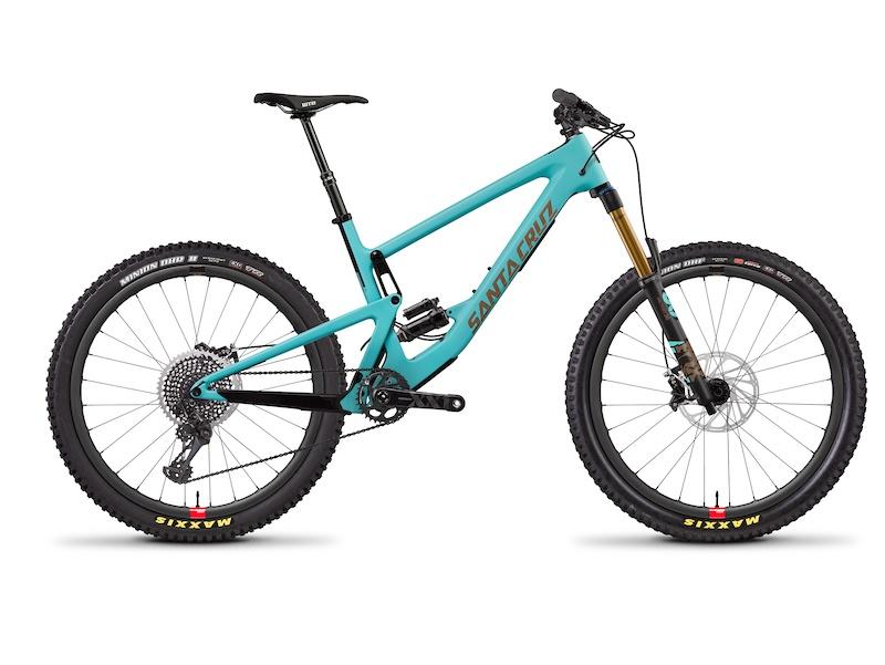 First Ride: The New Santa Cruz Bronson - Pinkbike