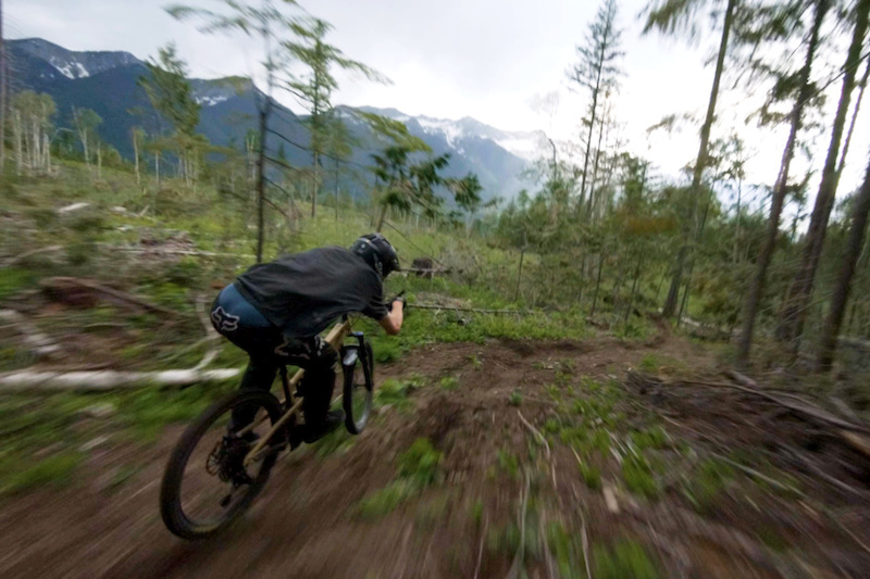Must Watch: Precision Drone Piloting Makes Riding Look Unbelievable - Pinkbike