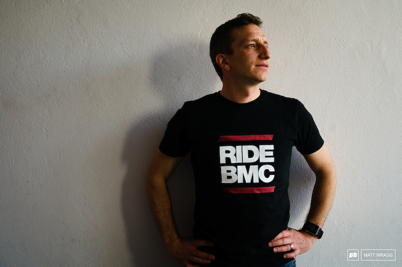 From the Top: BMC's Head of Mountain Bike Development Stefan Christ - Pinkbike