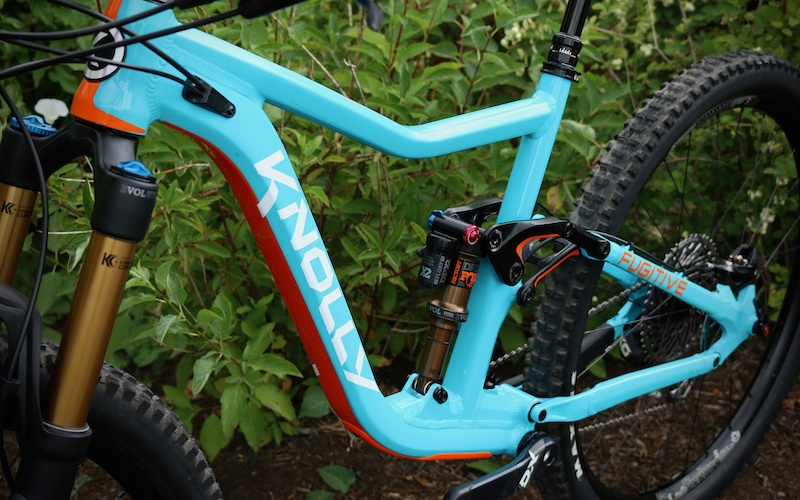a8cad50b793 Behind the Bike - Knolly's New Fugitive - Pinkbike
