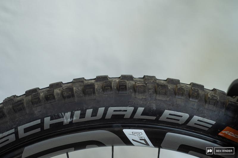 Schwalbe Eddy Current Super Gravity TL Easy E-MTB Bicycle Tire