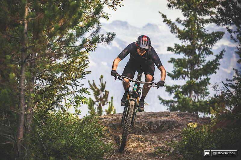 First Ride: Yeti's New SB130 - Pinkbike