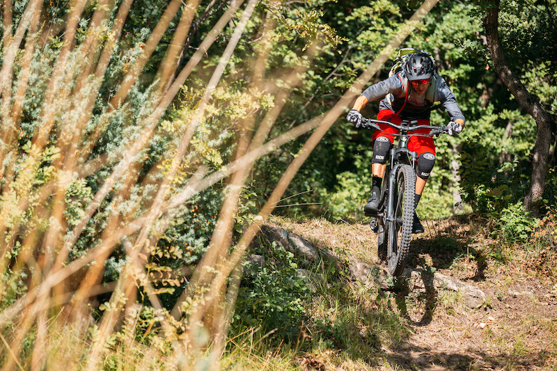 First Ride: Specialized's New Turbo Levo FSR - Pinkbike