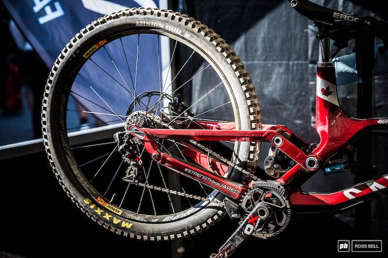 First Look: Mavic's New Deemax SSC Wheels - Pinkbike