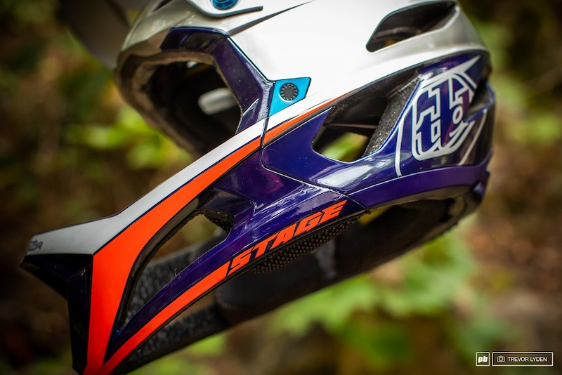 3a44311f25a Review: Troy Lee Designs Stage Helmet - Pinkbike