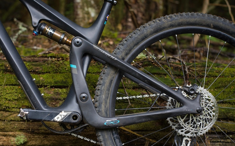 Review: Yeti's New SB100 - Pinkbike
