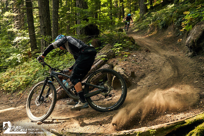 Day 3 Race Report: The Traverse - 2018 Trans-Cascadia - Pinkbike