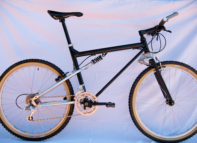 Now THAT Was a Bike: 1993 AMP Research B2 - Pinkbike