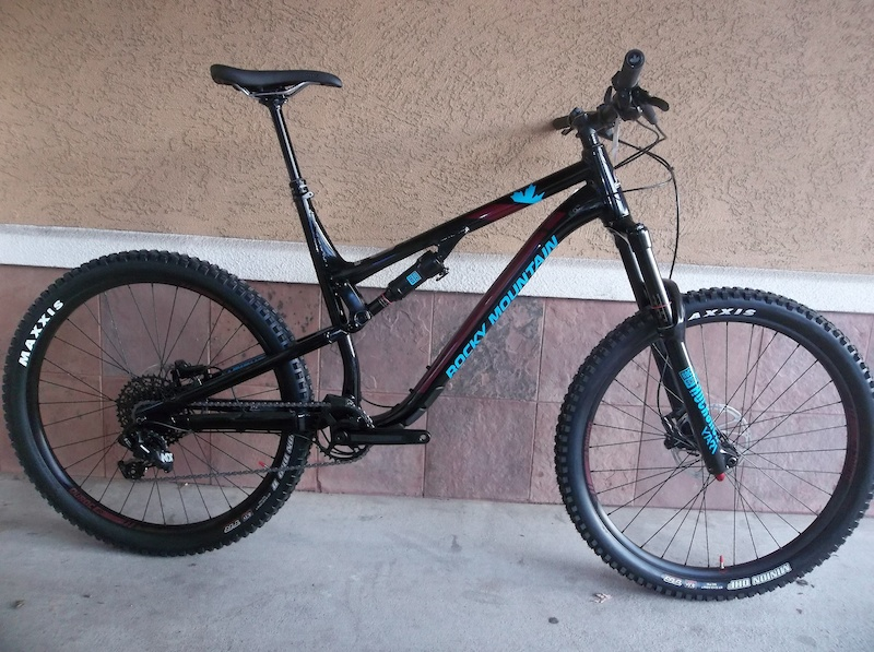 2018 Rocky Mountain Altitude A30 Xldemo For Sale