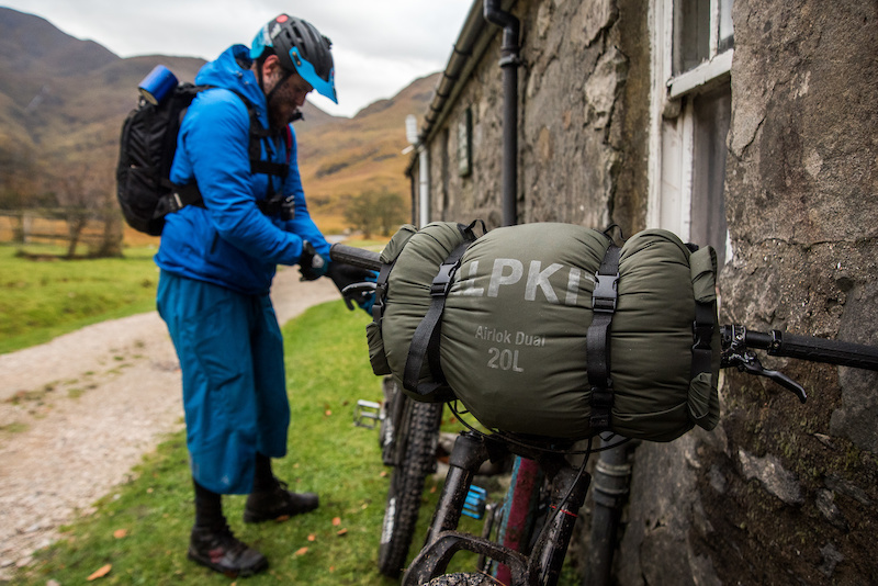 Photo Epic: A Scottish Highland Bikepacking Adventure - Pinkbike