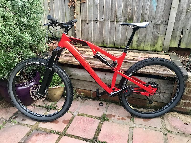 eab30e26bc2 2018 Boardman MTR 8.9 Mountain Bike - Upgraded For Sale