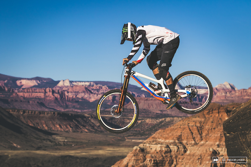 Cam Zink Pulls Out of Rampage - Pinkbike