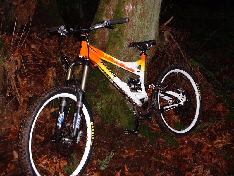 New 08 SX trail