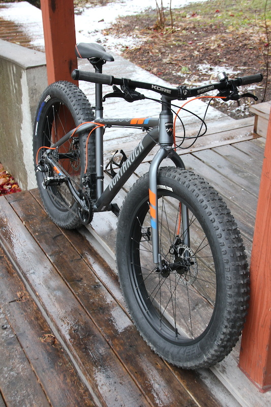 2018 New Upgraded Northrock Fat Bike For Sale