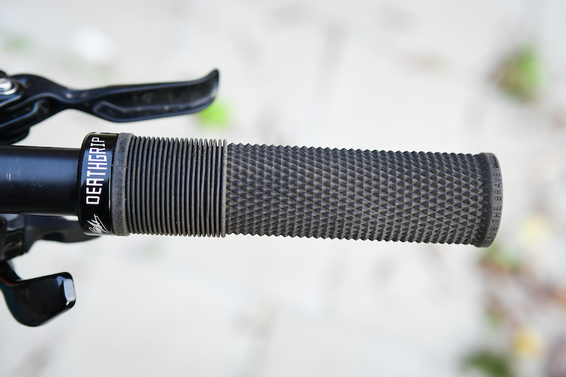 DMR Death Grip   REPLACEMENT CUSTOM COLLARS  Mountain Bike MTB Handlebar Lock On