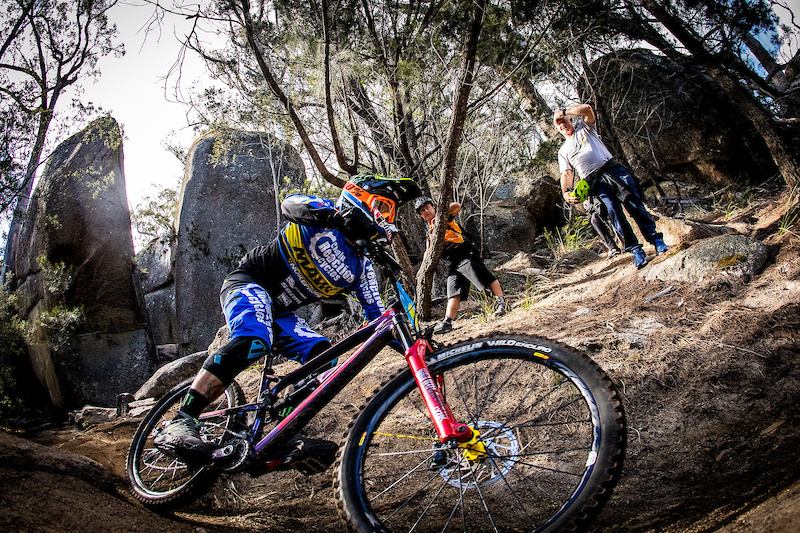 Race Report: Sam Hill Wins First Round of Asia Pacific Enduro Series