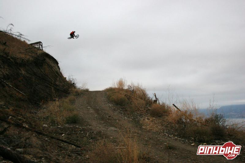 Steve Romaniuk is the KING OF FREERIDING!