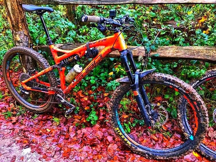 Whyte G-160 Works Edition with CaneCreek Db Inline Coil
