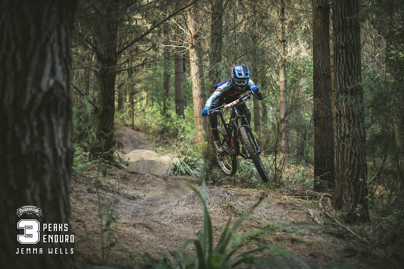 Race Report: Emerson's 3 Peaks Enduro Kick Starts Summer in