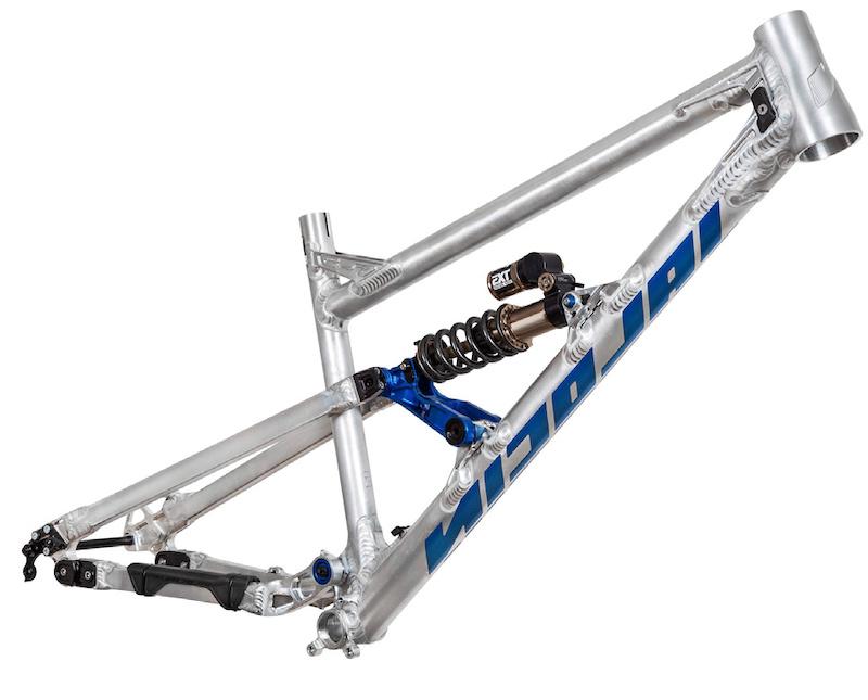 Nicolai G1 frame