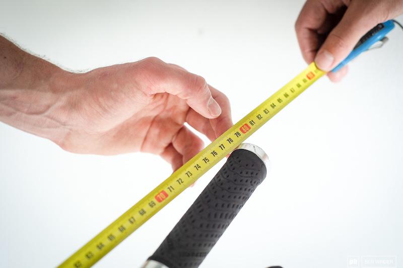 Handlebar Width vs Handling - Are Your Bars Too Wide? - Pinkbike