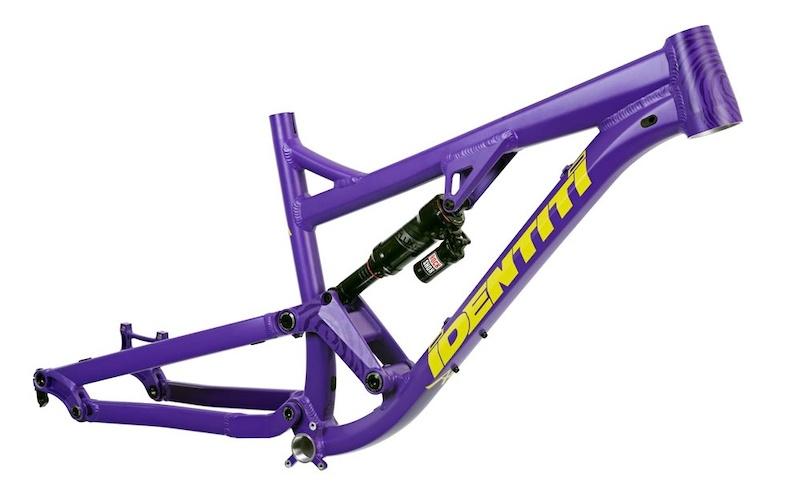 Identiti Mettle Purple