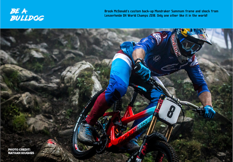Winners Announced: Raffle for Colin Meagher, MTB