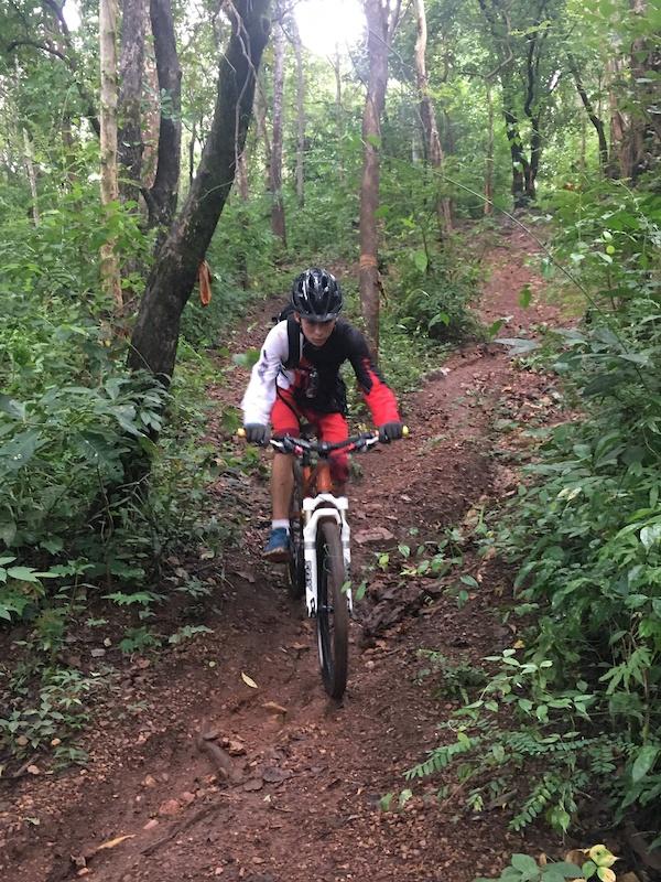 Thailand Mountain Biking Trails  19e307512