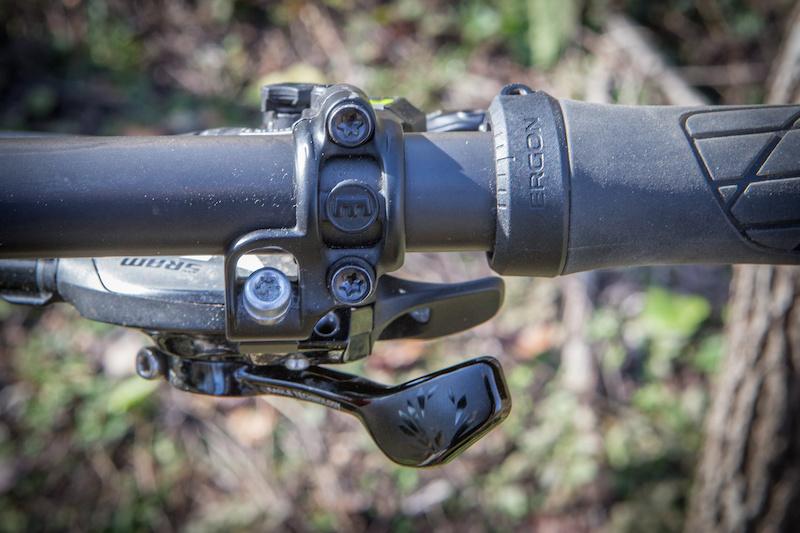 Magura Shiftmix Adaptors for SRAM Shifter Left