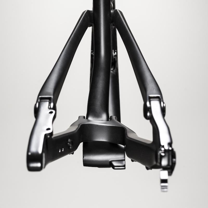 Cannondal AI 6mm swingarm offset