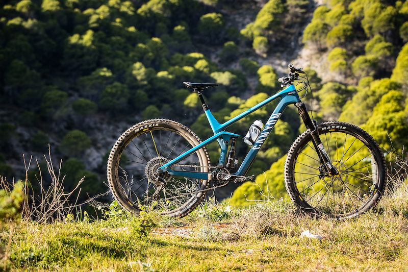 First Ride: The New Canyon Strive - Pinkbike