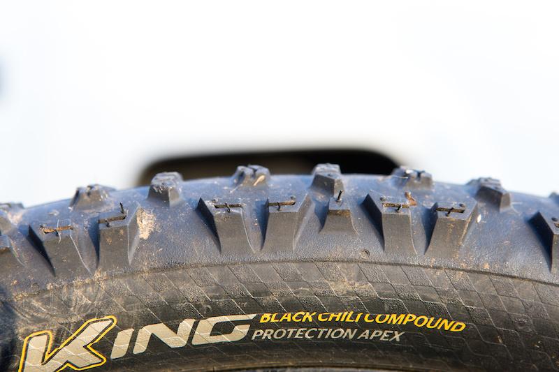 Continental Trail King Tire 26x2.2 Steel Bead Black