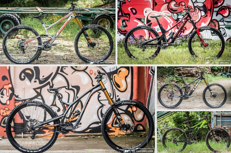 ebf61eec1bf 5 New 29er Downhill Bikes Ridden & Rated - Pinkbike