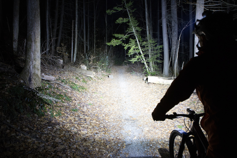 Battery COB Mountain Bike Front Head Light Bicycle Lamp Light Headlight Cycling