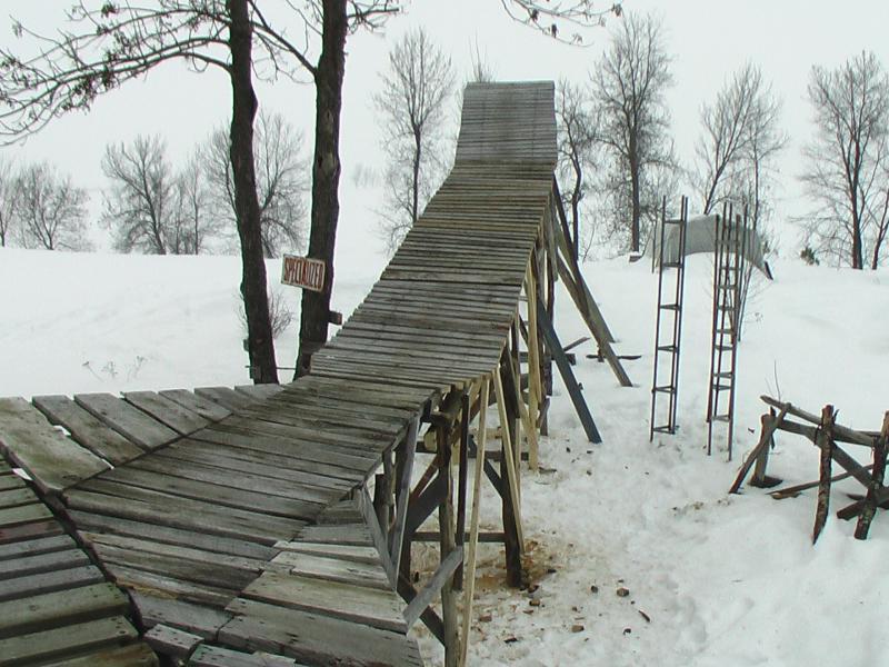 sweet ladder drop