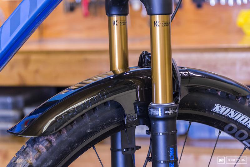 Fender Mudguard Mountain Bike for Bulls Scott Giant etc Front or Rear