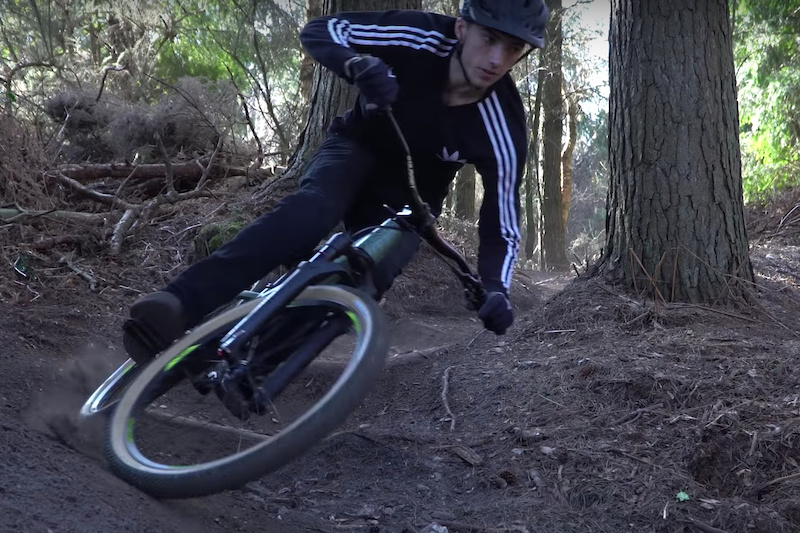 e1bb917e38c Video: Riding Bike Park Trails on a Jump Bike - Pinkbike