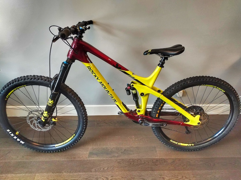 2018 Rocky Mountain Slayer Carbon 50 Large C50 For Sale