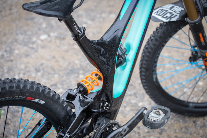 Bike Check: Christopher Grice's Specialized Demo - 2019