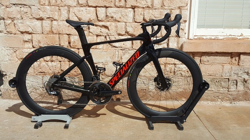 3708478d7e9 2018 Specialized Venge Pro Disc Dura Ace R9100 52cm For Sale