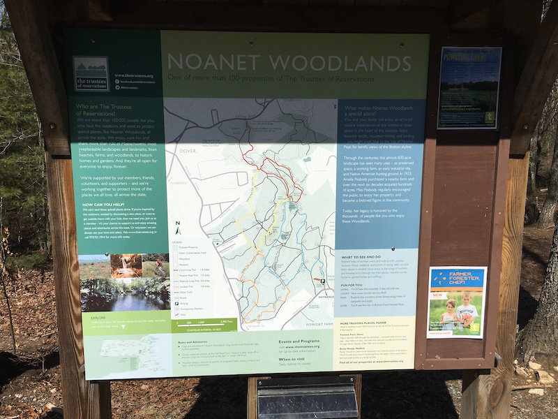 Dover, Machusetts Mountain Biking Trails   Trailforks on