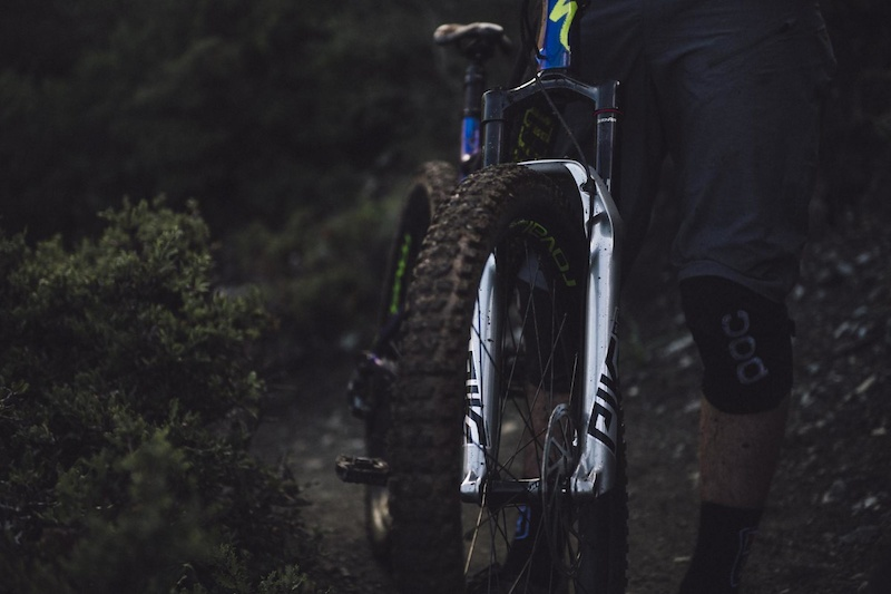 First Ride: RockShox's Updated Lyrik and New Deluxe Shock