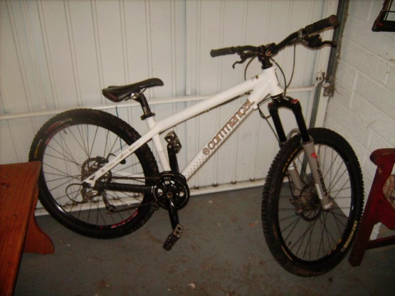 My Commencal Absolut 4X