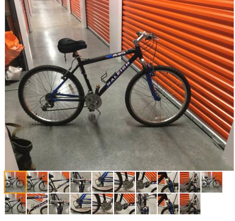 Moving Sale- Mountain Bike - $125 (Irvine) For Sale