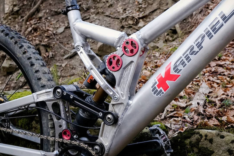 The Karpiel Armageddon Returns as a 29er Downhill Bike [Updated] - Pinkbike