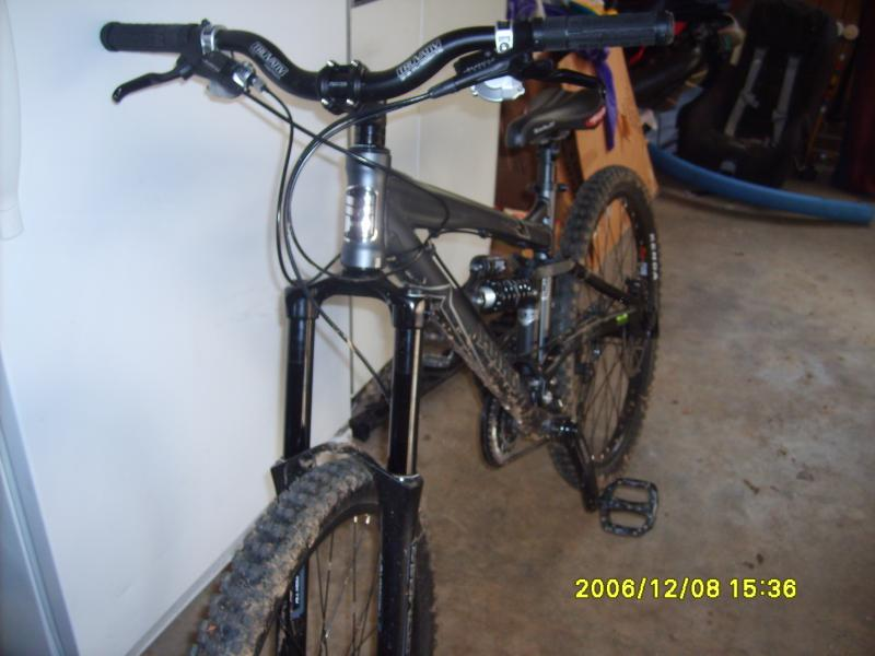 0b30d0df117 2008 PRICED TO SELL!!! Haro Extreme X6 LT Mountain Bike Full For ...