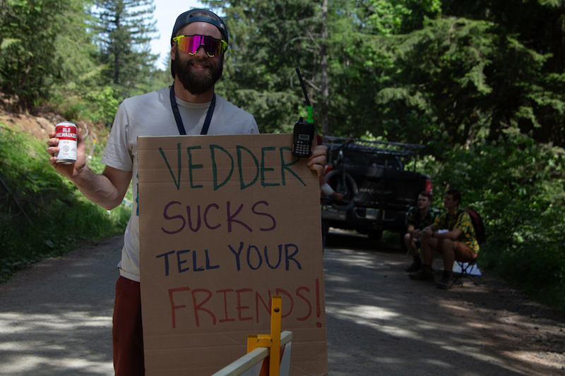 Vedder Mountain Classic 2019 - Photo Credit Gareth Paget