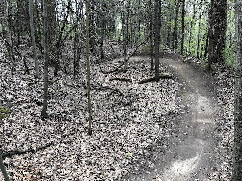 Wonderlijk Kenosha County Silver Lake Park, Kenosha Mountain Biking Trails DK-88