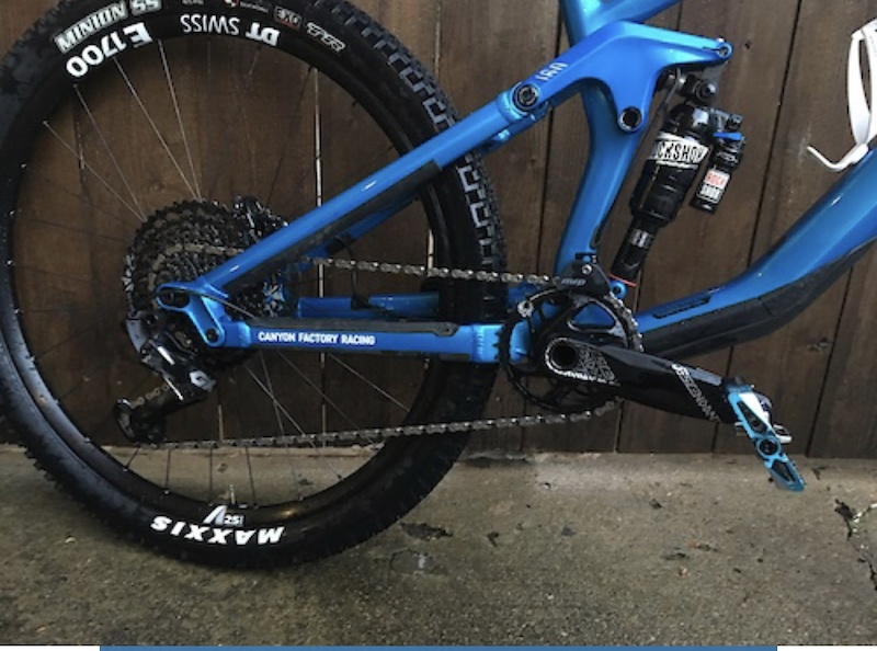 """2018 Canyon Strive 7 0 CF Large 27 5"""" For Sale"""